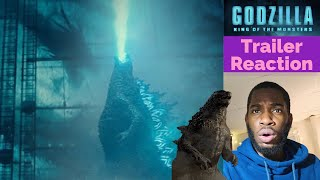 Godzilla: King of the Monsters - Official Trailer 2 - REACTION