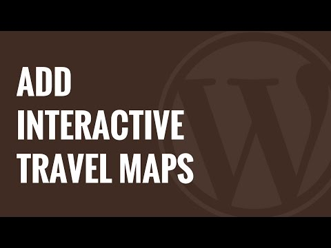 How To Add Interactive Travel Maps In WordPress Mp3
