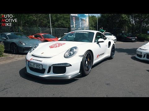 Porsche 991 Turbo S Atomic GT700
