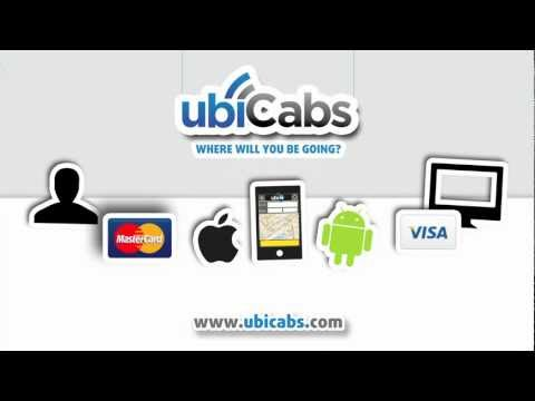 Video of ubiCabs -Book taxis & minicabs