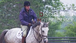 JPC Equestrian, Inc. Presents The New George H Morris Collection Of Equestrian Apparel!