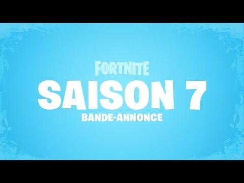 Bande-annonce de la saison 7 de Fortnite
