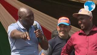 Kutuny mocks DP Ruto allies in attendance at the BBI rally in Mombasa