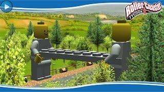 MIJN LEGO PARK - ROLLERCOASTER TYCOON 3