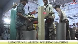 Bucket Making Process