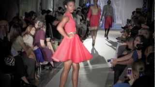 preview picture of video 'Designer Brehon Williams - Virginia Fashion Week'