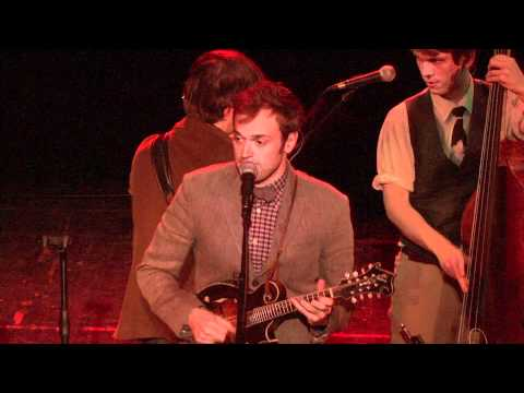 "Punch Brothers, ""Wayside (Back in Time)"" 2/23/2012, Somerville, MA"