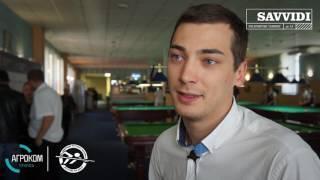 Дмитрий Шкода с турнира на приз И.И. Саввиди