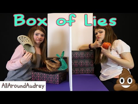 Box of Lies / AllAroundAudrey