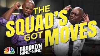 Every Brooklyn Nine-Nine Dancing Moment