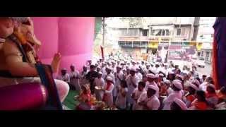 preview picture of video 'Omkar Mitra Mandal (Maghi Ganeshotsav January 2015)'