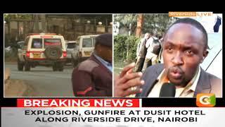 Al-Shabaab claim responsibility over Riverside terror attack