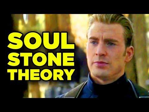 AVENGERS ENDGAME Cap Soul Stone Theory! #Debrief
