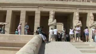 preview picture of video 'Nilkreuzfahrt Luxor - Assuan mit der MS-Terramar 2008'