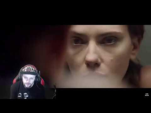 BLACK WIDOW Official Trailer (2020) REACTION Scarlett Johansson