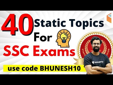 For All SSC Exam | Complete GK Course | Use Code BHUNESH10 & Get 10% Off