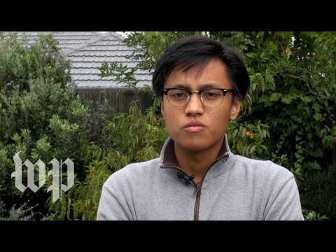 Christchurch, New Zealand shooting survivor recounts attack