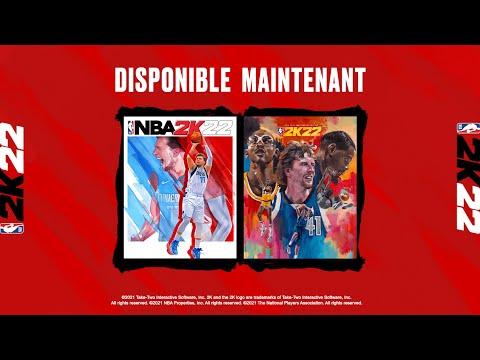 NBA 2K22 - Anyone, Anywhere - Bande-Annonce de lancement de NBA 2K22