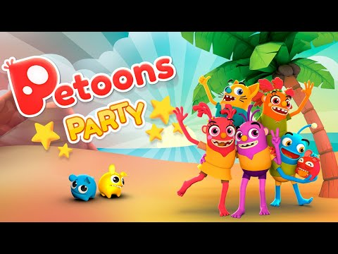 Petoons PARTY - Trailer | Playstation 4 | Family Party Game thumbnail