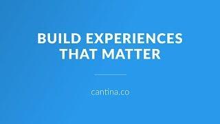 Cantina - Video - 1