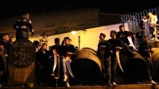 preview picture of video 'Carro 'e vascio 'o vasto - Festa di Sant'Antuono 2015 a Macerata Campania (Caserta)'