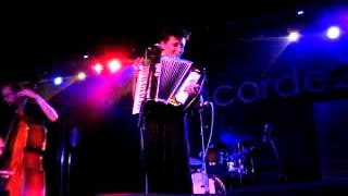 Apples & Eve - Dionysus (Live at Concorde2 28 March 2012)