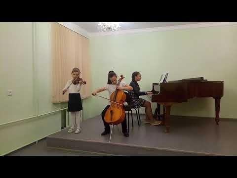 Негаре Александра, Литвинова Ольга, Доронина Наталья