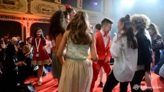 Дискотека на открытии Детского Евровидения 2016