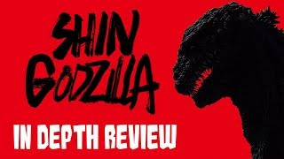 Why Shin Godzilla Won Best Picture in Japan | In Depth Review