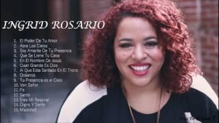 1 Hora De Música Cristiana - Ingrid Rosario