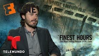 Entrevista en español con Casey Affleck | Fandango | Entretenimiento