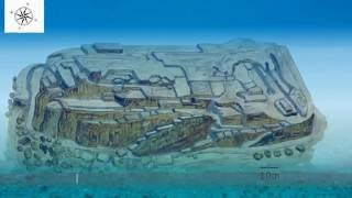 Underwater ruins of Yonaguni and the legend of the giants