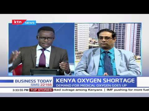 Why does Kenya have an Oxygen shortage? | Business Today