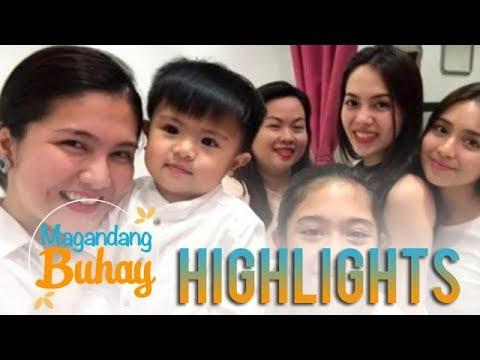 magandang buhay dimples reveals that julia sometimes arrive