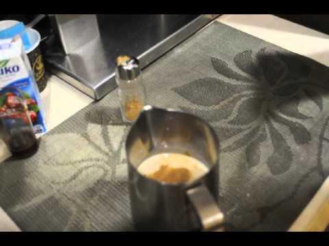 Нежный кофе с медом и специями