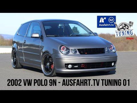 VW Polo 9N Tuning inkl. Car Porn! Ausfahrt.TV Tuning