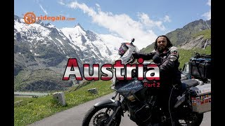Ep 48 - Austria (Part 2) - Motorcycle Trip around Europe