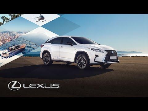 Lexus Commercial for Lexus RX (2017) (Television Commercial)