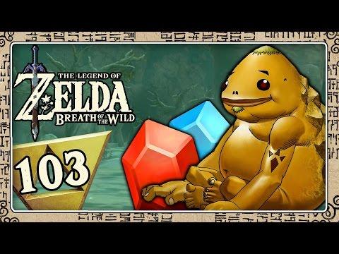 THE LEGEND OF ZELDA BREATH OF THE WILD Part 103: Werden wir sein Bro?