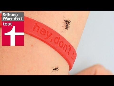 Mückenmittel Test | Stiftung Warentest