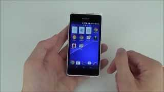 Sony Xperia E1 Dual im Test [Deutsch]