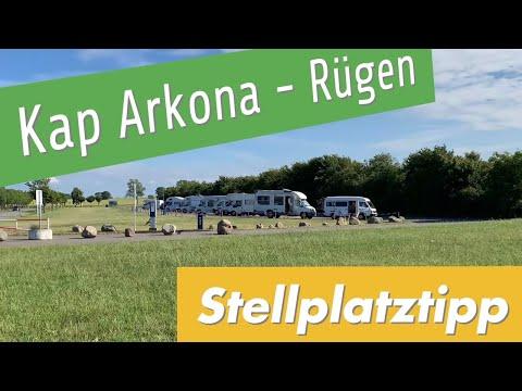 Stellplatz Kap Arkona - Putgarten - Insel Rügen