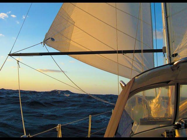 How Reefing Balances Your Sailboat