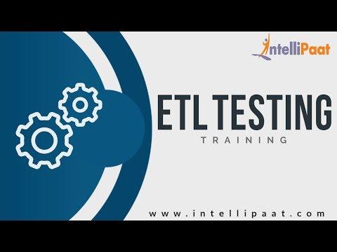 ETL Testing Tutorial for Beginners   ETL Testing Training Video ...
