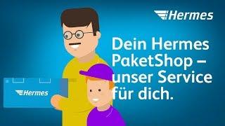 Dein Hermes PaketShop – Unser Service für dich!
