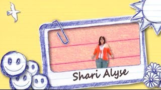 Welcome to Shari-ng with Shari