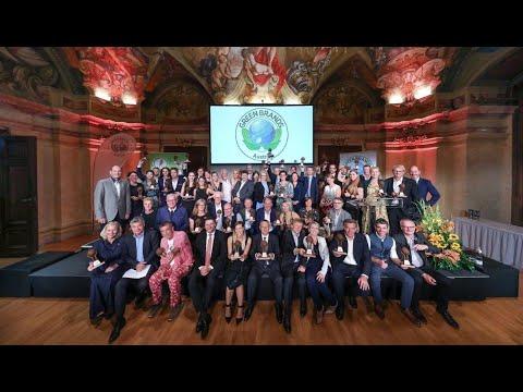 GREEN BRANDS Austria 2020 Gala u. Verleihung Österr. Umweltjournalismus-Preis am 15.9.2021 in Wien