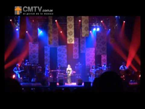 Marcela Morelo video Esperar por ti - Gran Rex 16-11-2012