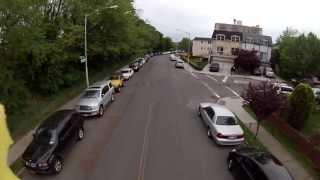 DJI Phantom Quadcopter FPV Flight in Bayside NY
