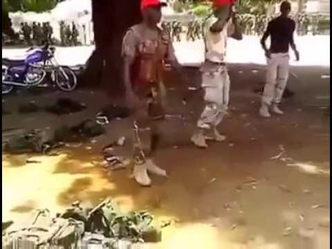 Nigeria army wicked Training 2017 part2